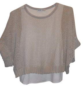 Zara Top Beige