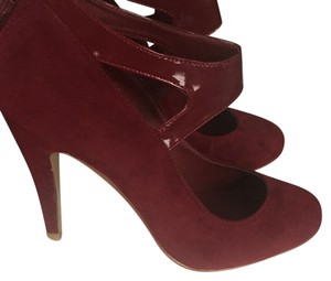 ALDO Deep red Pumps