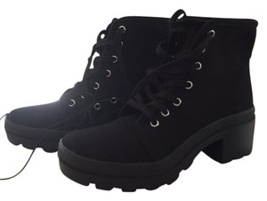 Forever 21 black Boots
