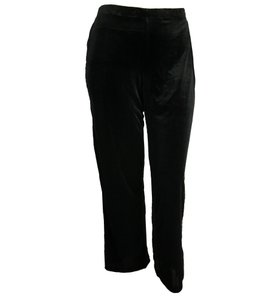 Elementz Straight Pants Black