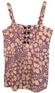 Marc by Marc Jacobs Geometric Mod Camisole Top