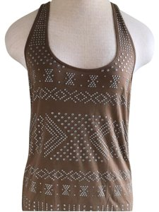 Torn by Ronny Kobo Studded Tank Top