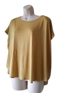 Kenneth Cole Knit T Shirt Honey Mustard