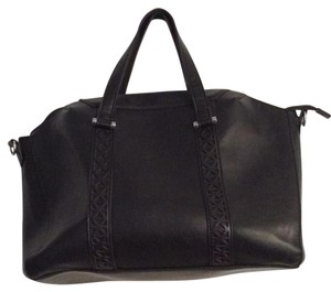 Mossimo Supply Co. Satchel in Black