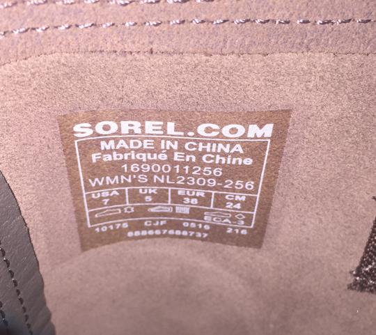 Sorel Brown Boots