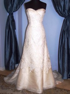 CHRISTOS 4015iivsol Wedding Dress