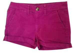 American Eagle Outfitters Mini/Short Shorts Mulberry purple