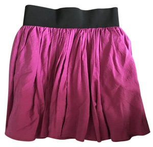 LaROK Flirty Skirt Magenta