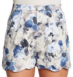 Lucca Couture Dress Shorts Blue