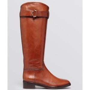 Tory Burch Brown Tan Camel Boots