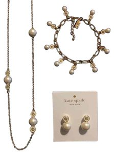 Kate Spade Pearl Delight Jewelry Set
