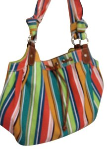 Croft & Barrow Color Boho Shoulder Bag