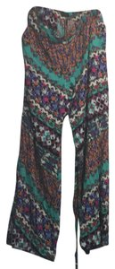 Jessica Simpson Relaxed Pants Green