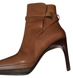 Anne Klein Saddle/Calf Boots