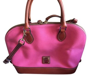 Dooney & Bourke New Satchel in pink