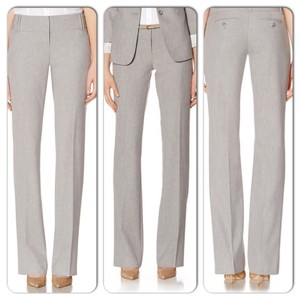The Limited Boot Cut Pants Light Gray