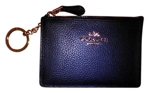 Coach Coach Small Leather Coin Wallet