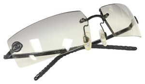 Chanel Chanel Rimless Rectangular Sunglasses