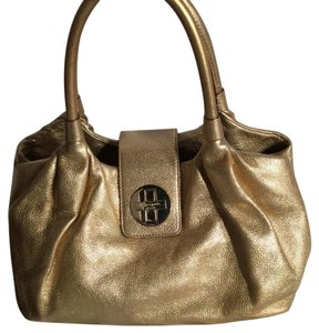 Kate Spade Satchel in Gold
