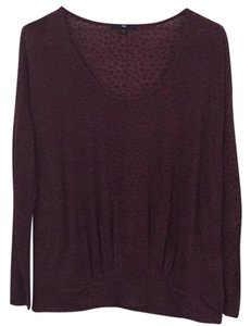 Gap Top Wine red