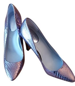 Calvin Klein Designer Office Bronze Pumps