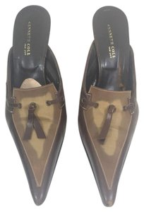 Kenneth Cole Brown Mules