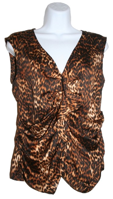 Preload https://item5.tradesy.com/images/nine-west-brown-tank-topcami-size-4-s-1945049-0-0.jpg?width=400&height=650