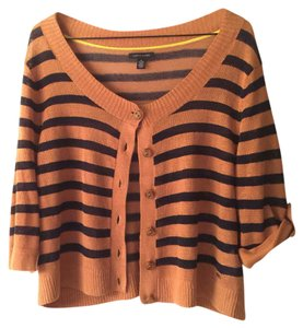 Tommy Hilfiger Stripe Crop Cardigan