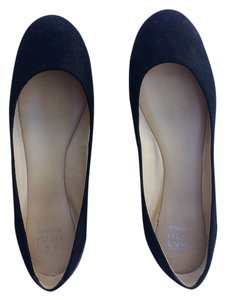 Saks Fifth Avenue Ballet Black Flats