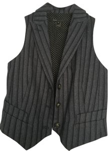 Marc Jacobs Pinstripe Polka Dot Business Vest