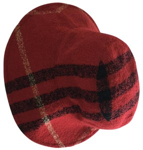 Burberry London authentic burberry 100% wool bucket hat like new