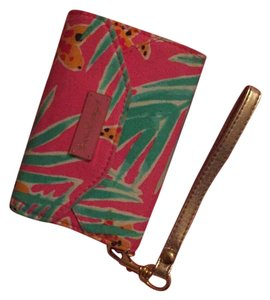 Lilly Pulitzer Lilly Pulitzer Tropical Cell Phone Wristlet Wallet