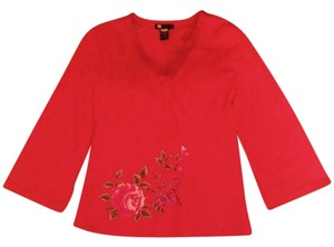 Carole Little Top Red