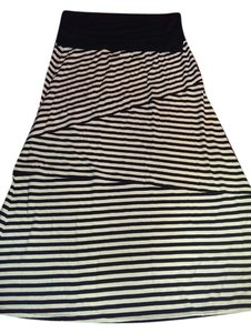 Black and white Maxi Dress by INC International Concepts Convertible Skirt