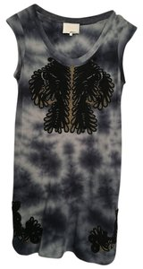 3.1 Phillip Lim short dress Tie Dye Embellished Rope Beaded on Tradesy