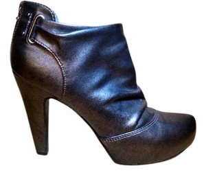 Guess Pewter Boots