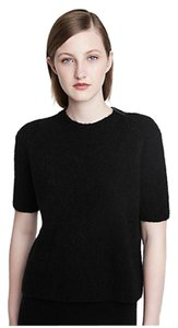Calvin Klein Collection New Cashmere Tags Attached T Shirt Black