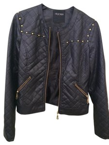 Alloy Apparel Leather Jacket
