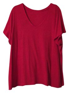 Avenue T Shirt Pinky/Red