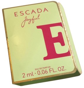 Escada Escada Joyful Eau De Parfum 2ml Mini