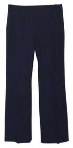 Banana Republic Trouser Pants Dark blue pinstripe