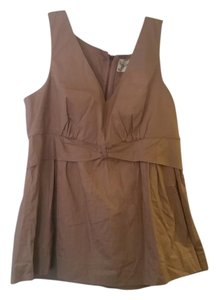 Anthropologie Viola Modcloth Top Brown