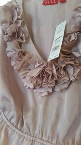 Elle French Shabby Chic Top Dusty Pink
