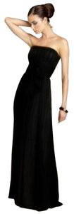 BCBGMAXAZRIA Silk Textured Empire Waist Dress