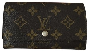 Louis Vuitton Louis Vuitton Monogram Vintage Wallet