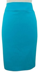 Nine West Skirt Aqua