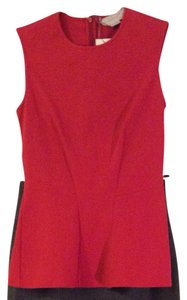 Stella McCartney Top Tomato Red