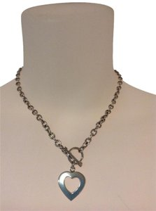Other Necklace Heart 925 Sterling Silver
