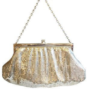 Whiting & Davis Silver Clutch