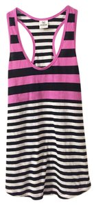 Victoria's Secret Top Magenta, white, purple, black